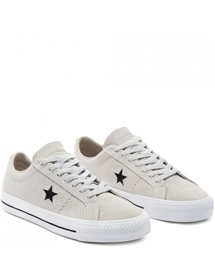 Cons Perforated Suede One...