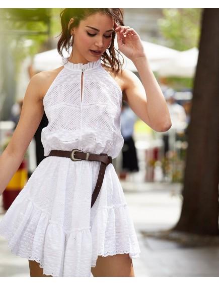 Vestido Cotton Blanco