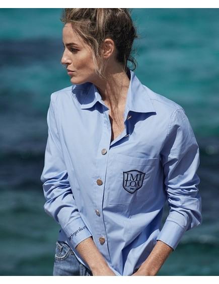 Blue Essential Shirt
