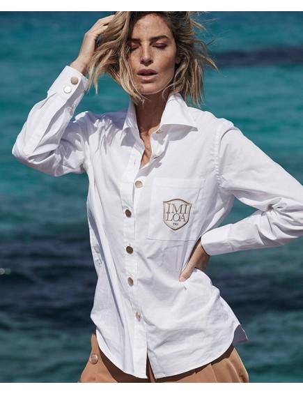 White Essential Shirt
