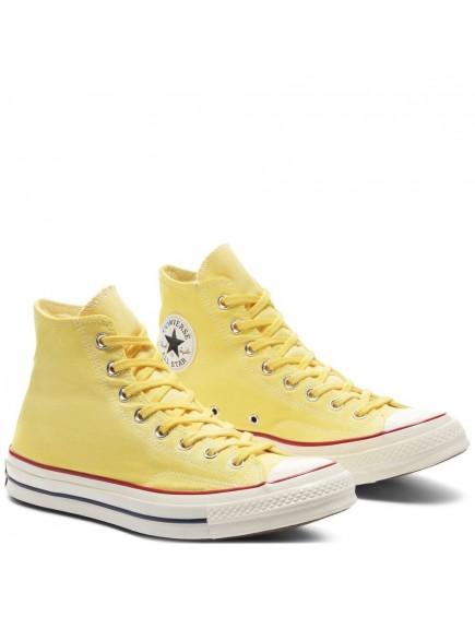 Color Chuck 70 High Top Lemon