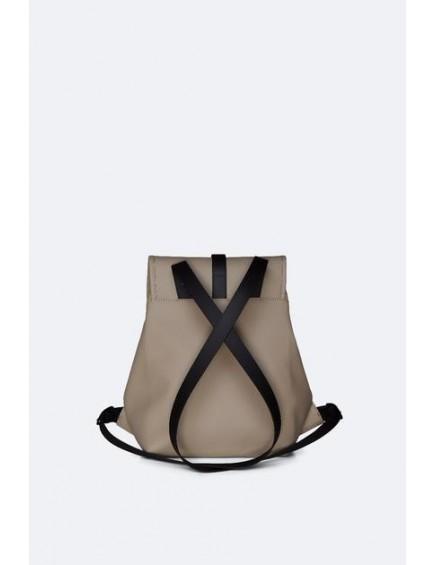 Mochila Bucket Taupe