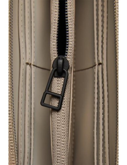 Wallet Taupe