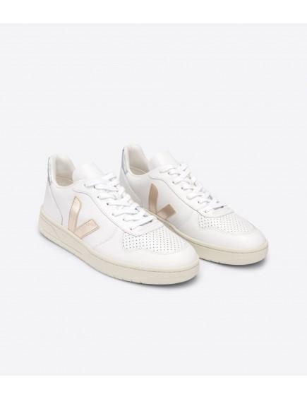 V-10 Leather Extra White...