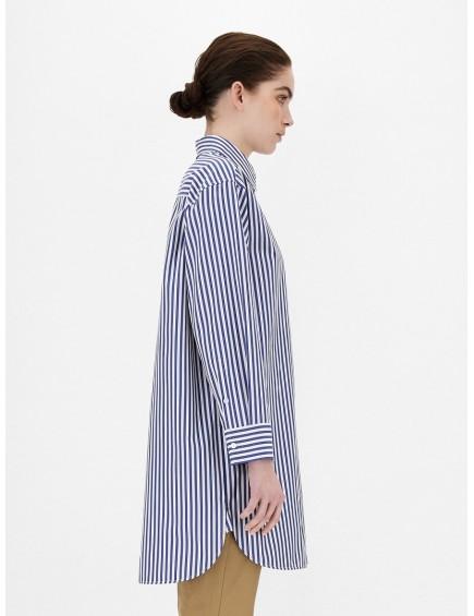Camisa Rayas de Popelina