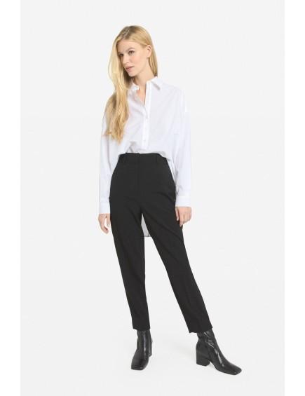 Camisa Acampanada Blanca
