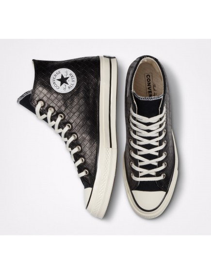 Woven Leather Chuck 70