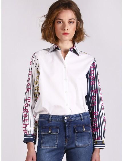 Camisa Isabelle Hope