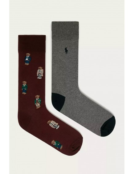 Pack Calcetines Polo Bear
