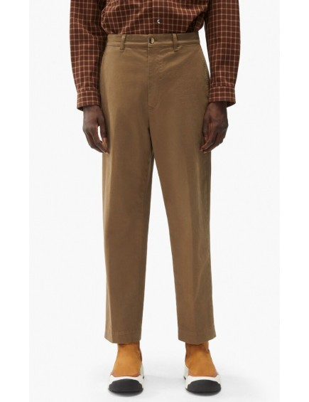 Pantalón Chino Cropped