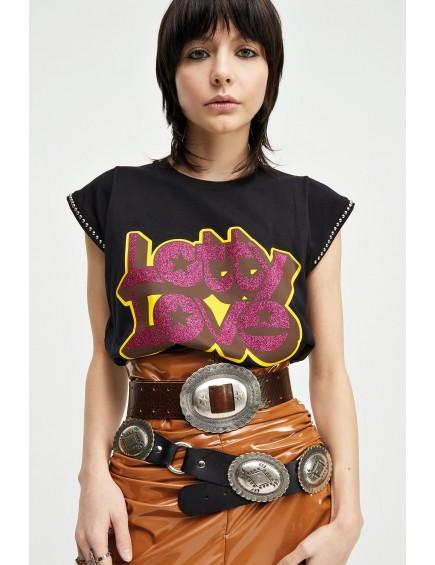 Camiseta Lotty
