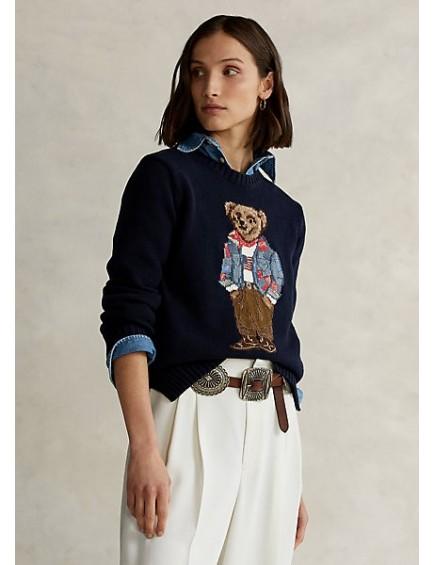 Jersey Polo Bear Bandana