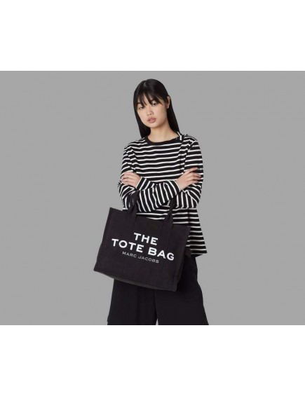 The Large Tote Black