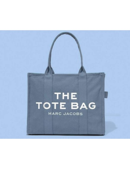 The Large Tote Blue Shadow