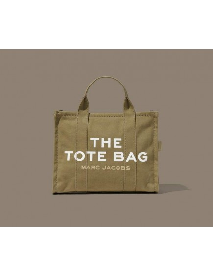 The Small Tote Slate Green