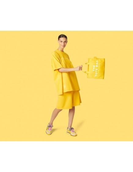 The Small Tote Pomelo Yellow