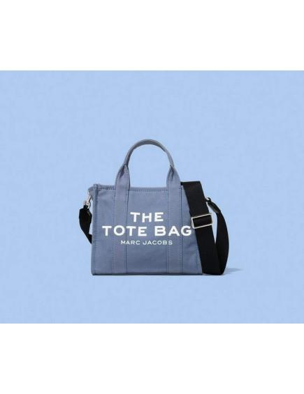 The Mini Tote Bag Blue Shadow