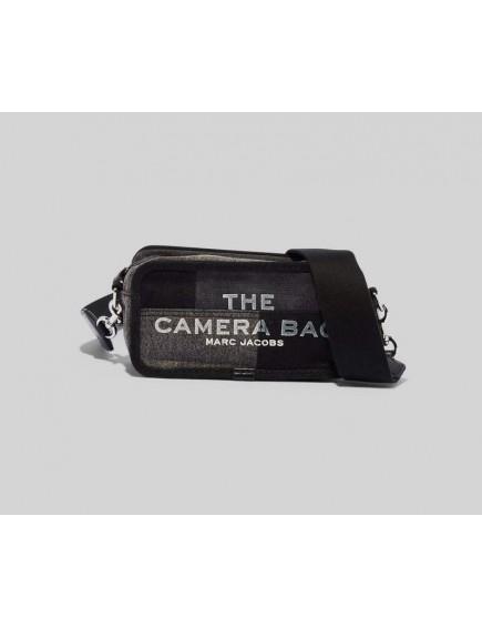 The Denim Camera Bag Black