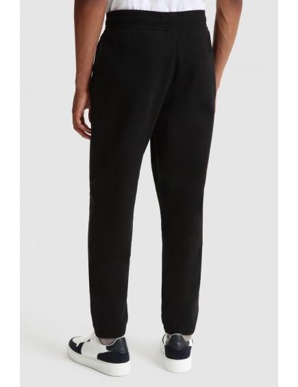 Pantalón American Felpa Negro